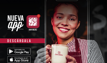 Juan Valdez revoluciona el consumo del café con su nueva app